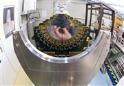 Assembling the last module of the vertex locator for LHCb