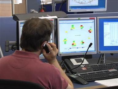 CERN Control Centre
