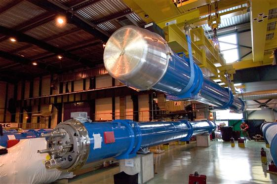 Large Hadron Collider,LHC,Magnet,Dipole,Lowering,Shaft