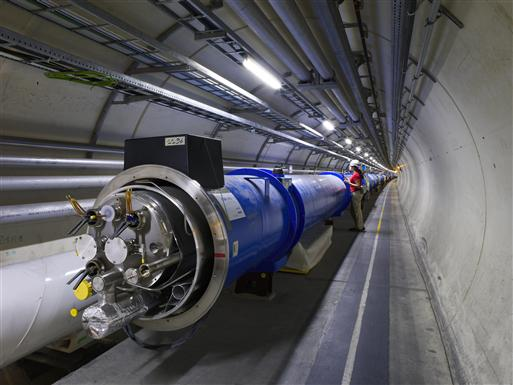Large Hadron Collider,LHC,Magnets,Dipole,Work,Tunnel