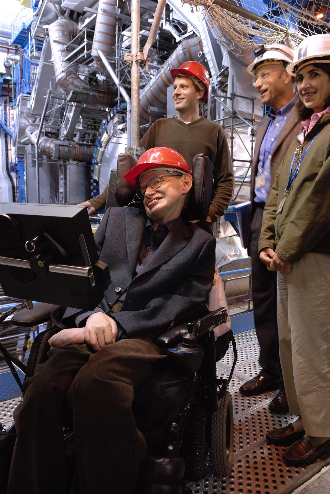Hawking,ATLAS,theorie,Visits and VIPS