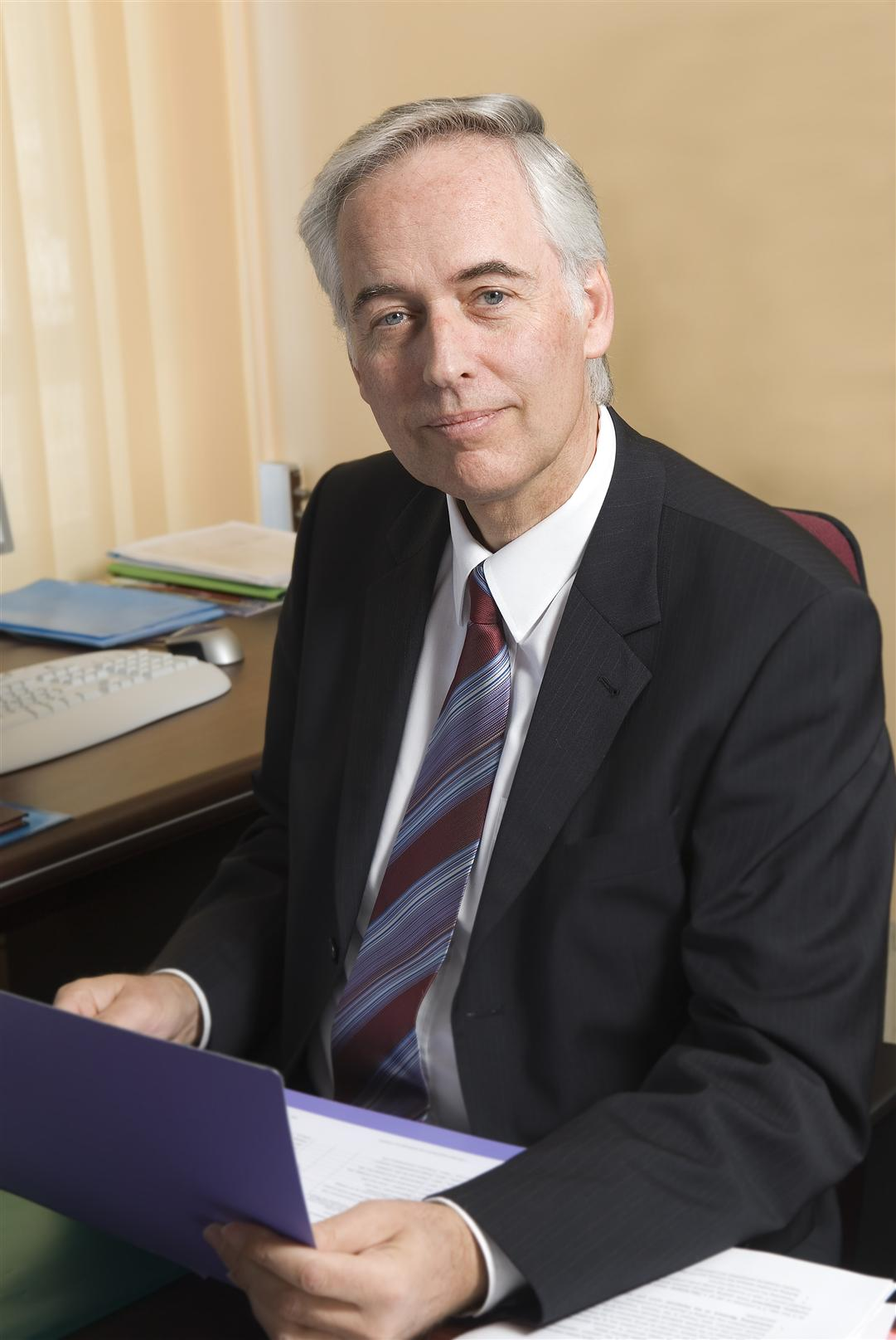 Sigurd Lettow, Chief Financial Officer of CERN