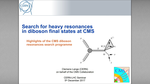 Search for heavy resonances in diboson final states at CMS