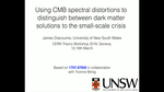 Probing fundamental physics with CMB spectral distortions